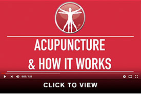 Acupuncture How It Works
