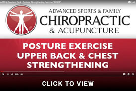 Seth Overland Park Posture Exercise